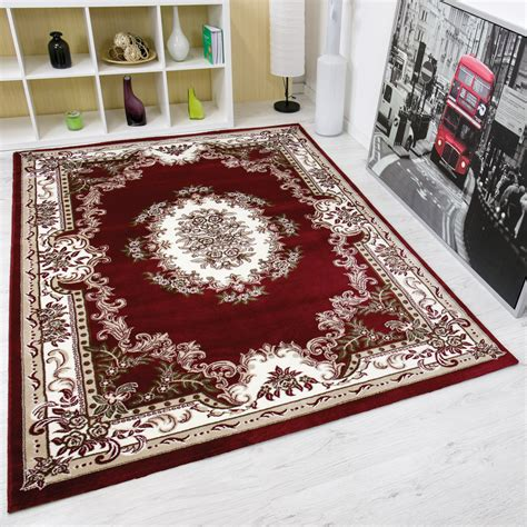 Living Room Carpet Pile Traditional Rugs Living Room Large Rug Carpet Classic