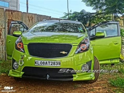 Modified Beat Car by Modified Cars In India