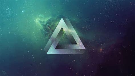 49 hd free triangle backgrounds triangle space tylercreatesworlds penrose triangle