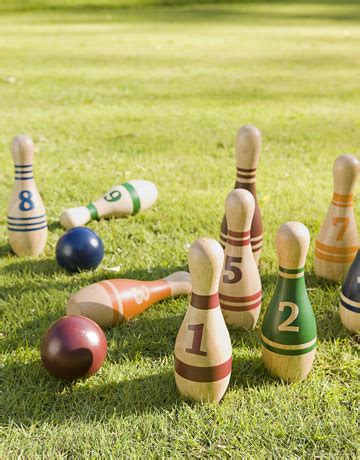 backyard bowling set outdoor party supplies best party supplies for outdoor