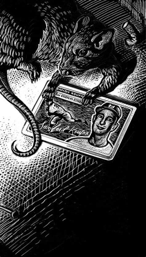 The Narrative Illustration of Bill Russell