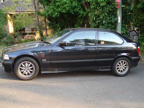 1998 bmw 318ti 1998 used bmw 318ti coupe car sales chatswood nsw