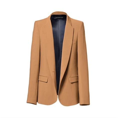 Blazer Zara Brown Murah 36 zara jackets blazers zara camel brown