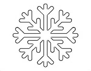 snowflake stencil template search results for free blank printable frozen templates