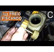 Dr CARRO Luz Freio Piscando E O Sensor N&237vel Flu&237do  YouTube