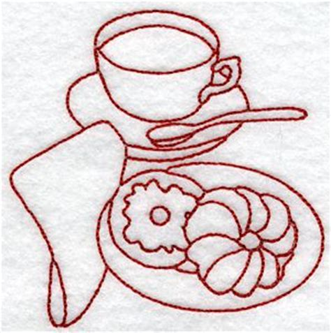 kitchen embroidery designs free advanced embroidery designs kitchen redwork set