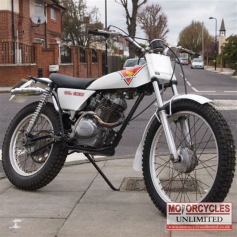 trials and motocross bikes for sale 1976 honda tl125 s trials competition classic honda for