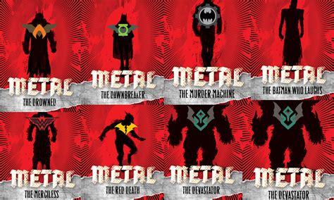 nights metal knights rising nights the nightmare batmen dc nights metal meet the nightmare batmen third