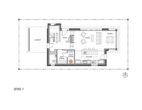 passive house floor plans gallery of park passive house nk architects 13