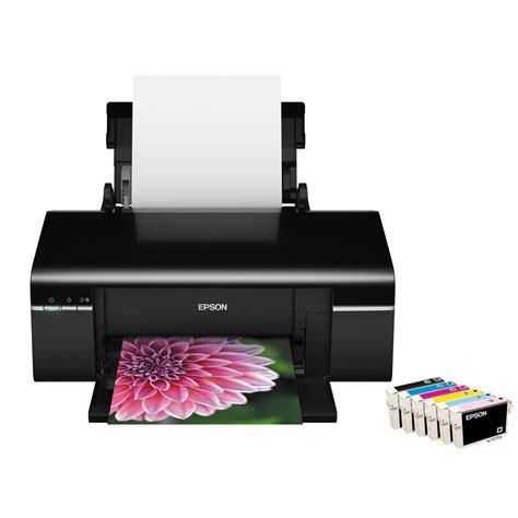 download reset printer epson p50 epson stylus photo p50 a4 colour inkjet printer c11ca45301