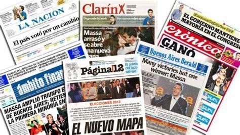 los diarios de emilio lee aqu 237 los principales diarios de la argentina
