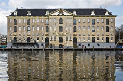 scheepvaartmuseum historie file nederlands scheepvaart museum jpg wikimedia commons
