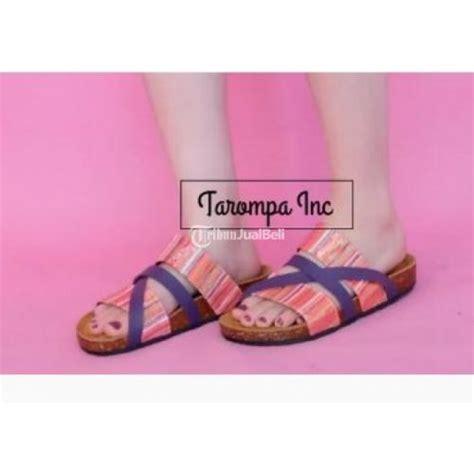Sandal Anak Brikenstock Lucu Sandal Family sandal wanita tarompa bohemian boho ala birkenstock motif