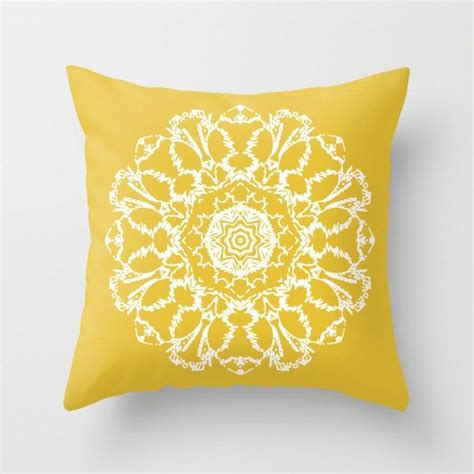 grey yellow pillows best 25 yellow pillow covers ideas on yellow