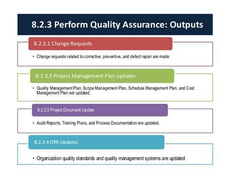 Project Quality Management Project Management Corrective Plan Template