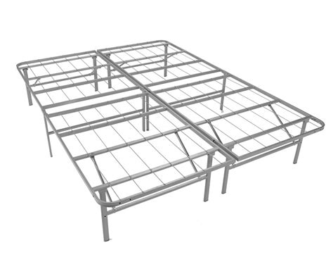 Platform Bed Base King Size Metal Platform Bed Base