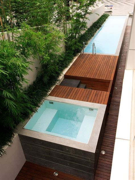 small square jacuzzi home decor pinterest pools pool designs and modern design pictures
