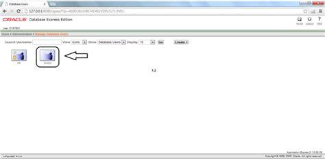 membuat database oracle dengan sqlplus cara membuat user pada database oracle