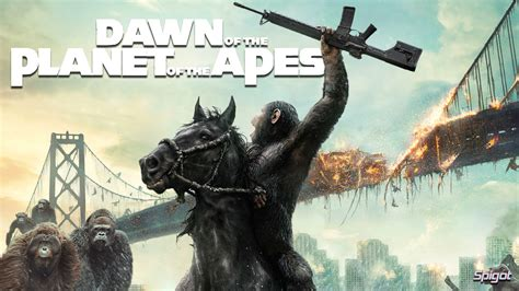 Awn Of The Planet Of The Apes by Of The Planet Of The Apes George Spigot S