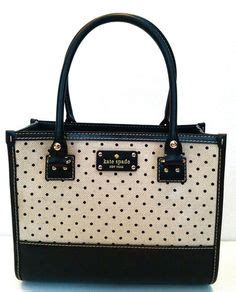 Dompet Kate Spade Ks Neda Polka Wallet Original new kate spade belltown quinn purse shoulder bag handbag polka dot just got this