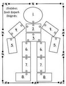 Story Skeleton Book Report Template book report projects on pinterest book reports writing