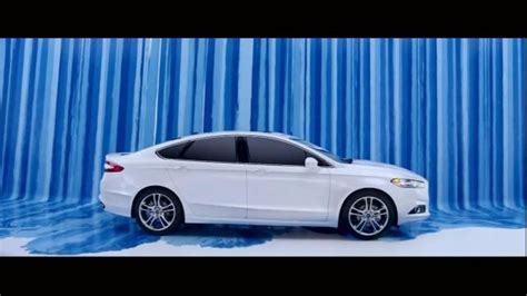 ford tv commercial ford fusion tv commercial stands out by design ispot tv