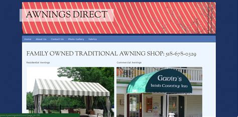 awning direct awnings direct swift compass web design