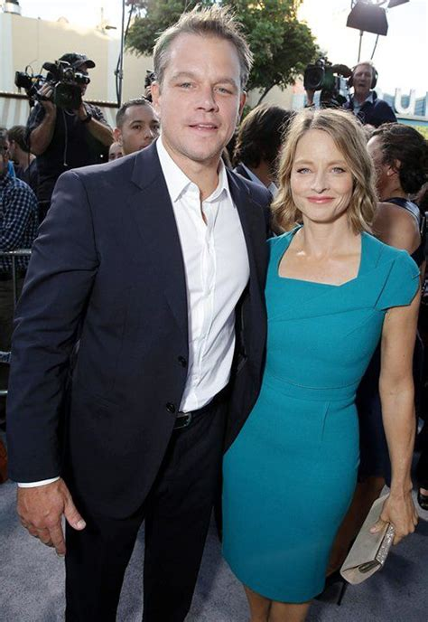 jodie foster and matt damon 117 best my icons jodie foster images on