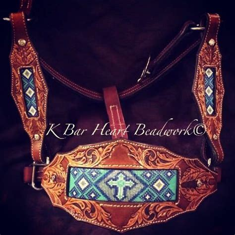Bronc Halter Noseband Template by Beautiful Custom Bronc Halter Made By Legacy Leather Co