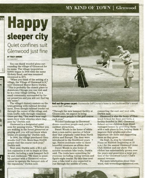 newspaper special sections newspaper special sections tracy ahrens