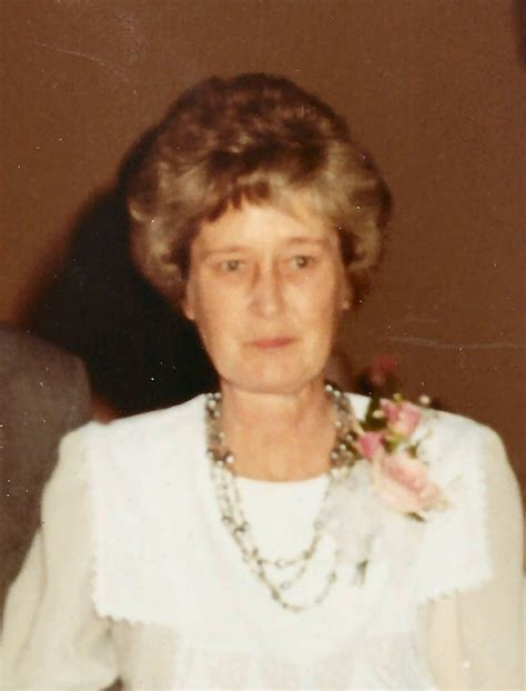 Small And Imperfectly Formed Saved By Betty by Obituary Of Betty Westhusing