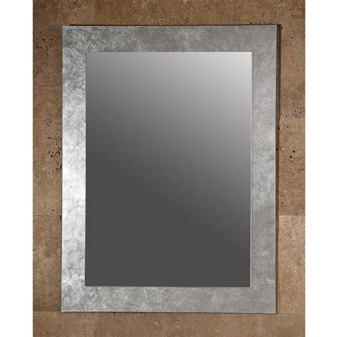 specchio cornice argento specchio 70x90 cornice argento boxart