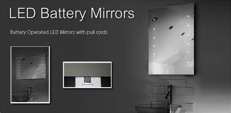 led battery operated bathroom mirrors 301 moved permanently