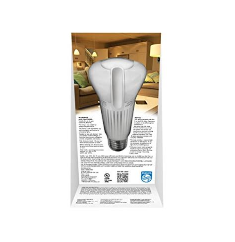 Philips 100 Watt Led Light Bulb Philips 451906 100 Watt Equivalent A21 Led Light Bulb Soft Import It All