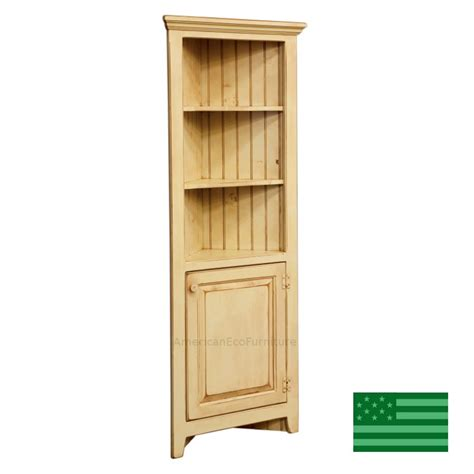amish 28 quot country cabinet solid eastern white pine
