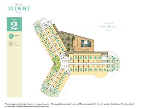 ilikai hotel floor plan 2nd floor developer units release at the ilikai