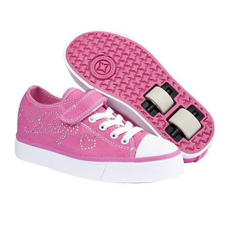 heely shoes for heelys x2 snazzy shoes pink free uk delivery on all