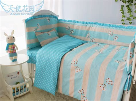 baby bedding set 100 cotton crib bed set baby bed linen