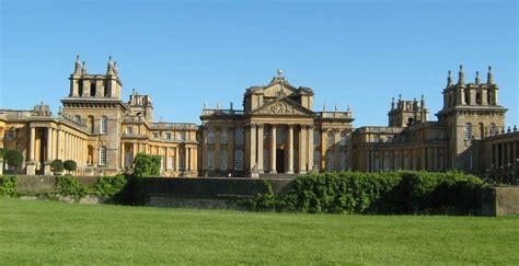 blenheim palace blenheim palace woodstock oxfordshire birthplace of sir