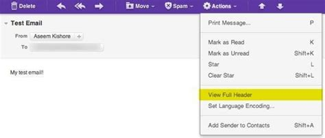 Yahoo Mail Ip Address Lookup How To Track The Original Location Of An Email Via Its Ip Address