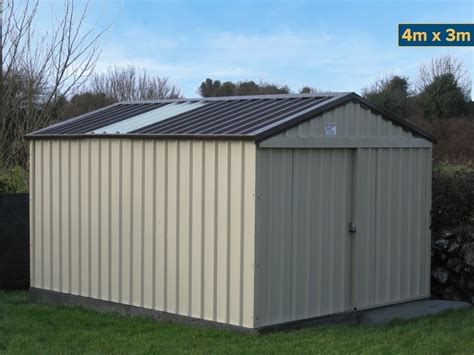 Insulated Outdoor Shed Steel Sheds Insulated Steel Sheds Steel Garden Sheds