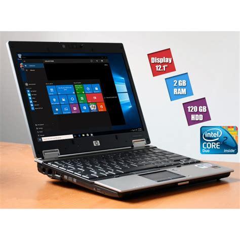 Hardisk 25inch Fujitsu 120gb Second laptop hp elitebook 2530p intel 2 duo u9400 2 gb ddr2