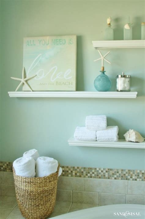 sea green bathroom paint colors sea green color madness decorated life