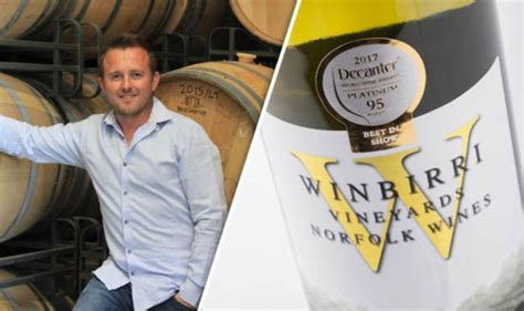 dillon dyer wins trip on today show decanter world wine awards winbirri vineyard wins with