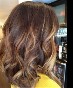 balayage on medium length hair balayage straight hair medium length