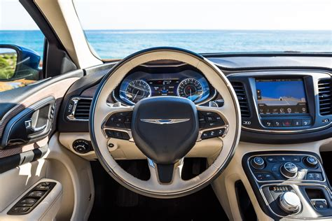 standard chrysler 200 chrysler 200 interior 2016 pictures to pin on pinterest