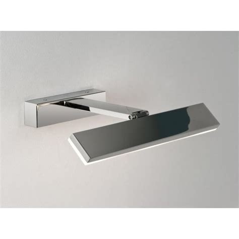 Bathroom Lighting Above Mirror Astro Lighting 7009 Zip 3 Light Led Bathroom Mirror Wall Fitting In Polished Chrome