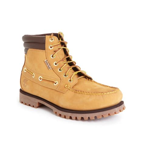 7 Boots For Your by Timberland Oakwell 7 Eye Moc Toe Boots In For