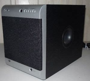 home theater system w active subwoofer and 5 satellite