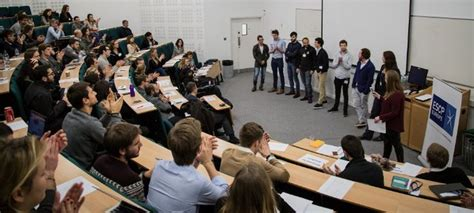 Escp Europe Distance Mba by Escp Europe Executive Master In Business 100
